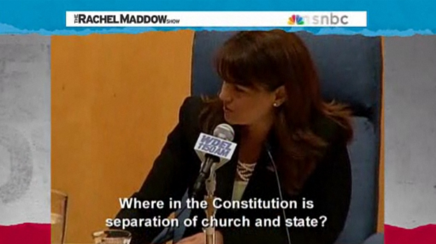 separate church and state Americans united for separation of church and state (americans united or au for short) is a 501(c)(3) nonprofit organization that advocates separation of church and.