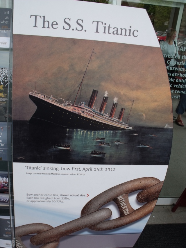 Black Country Living Museum - The S.S. Titanic by ell brown on flickr cc