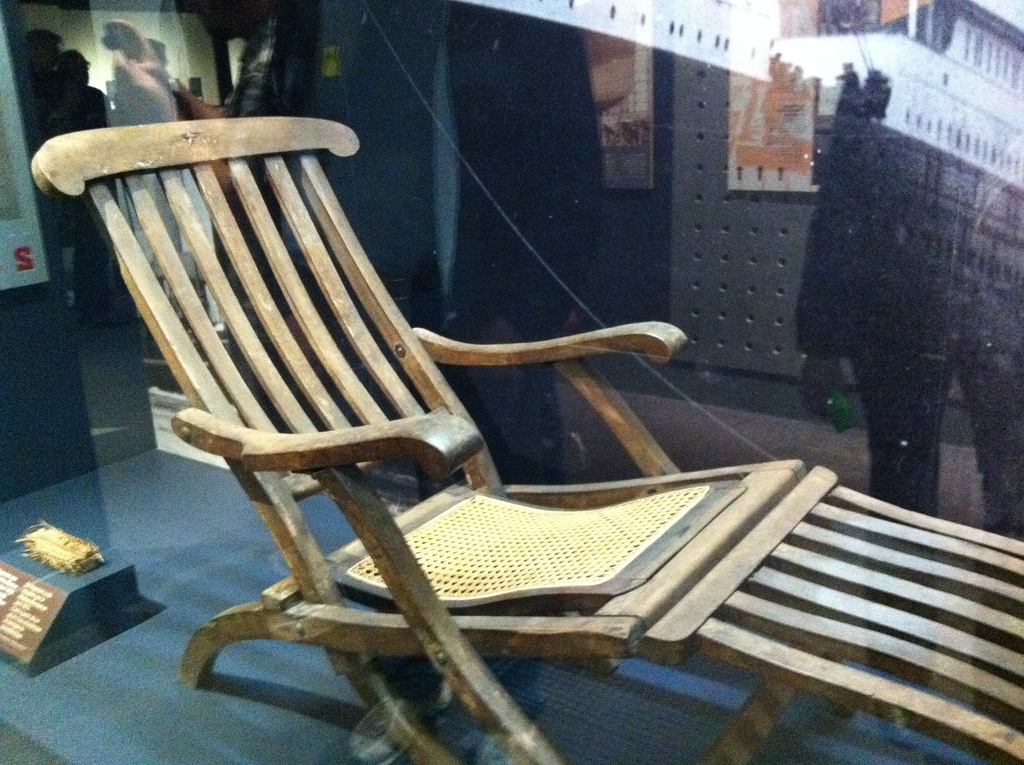 free plans for titanic deck chair | Woodworking Simple Projects
